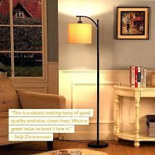 arc lamp shade montage led floor lamp classic arc floor lamp with hanging lamp shade tall arc lamp shade floor