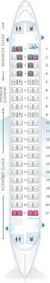 Embraer 175 Seating Chart Seat Map Lot Polish Airlines Embraer 175 Seatmaestro