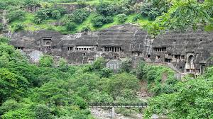 Image result for Ellora and Ajanta Caves