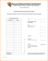 Bank Reconciliation Forms Bank Reconciliation Template Features Free Template Bank 10