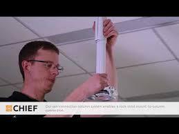 Потолочный комплект для <b>проектора Chief</b> KITEC030045W белый