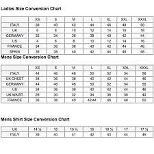 Pikeur Childrens Size Chart Cavalleria Toscana Sizing Chart