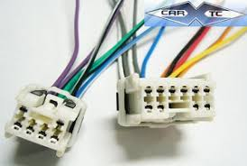 factory car stereo wiring installation 97 Nissan Pathfinder Wiring Diagram Nissan Car Stereo Wiring