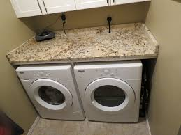 counter over washer and dryer breathtaking interior design 10