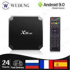 X96 Mini Android 9.0 Smart TV Box 1G/2G 8G/16G Amlogic S905W Quad Core  2.4GHz WiFi 4K HD Media Player Google Youtube Set Top Box - Special  Discount #4D73A4