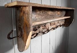 Rustic Wooden Coat Rack Beautiful Ideas Rustic Coat Racks Outstanding Rack Hooks Wall 4
