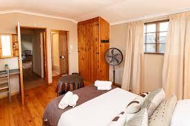 rustic log cabin at chandelier game lodge