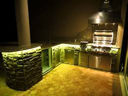 outdoor kitchen lighting ideas. Home Lighting, Appealing Outdoor Kitchen Task Lighting Ideas Plus Accurate Led Lights Look Nice: A