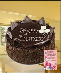 birthday chocolate cakes च कल ट क क
