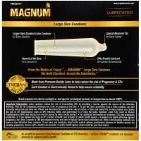 Magnum Large Condom Size Chart Trojan Magnum Large Size