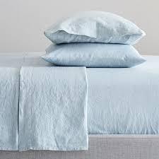 belgian flax linen starter bedding set