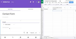 Sign Up Sheet Template Google Docs Google Forms Guide Everything You Need To Make Great Forms