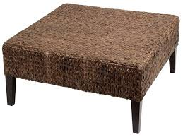 white wicker coffee table round wicker coffee table white outdoor ottoman for marvelous wicker round