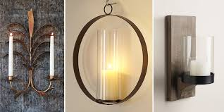 Wall Candle Sconces Type