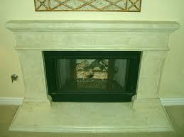 surround fireplace stone winning