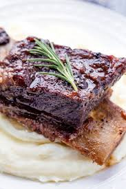 clic braised beef short ribs
