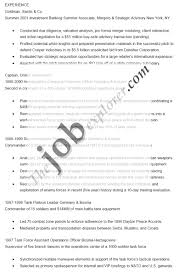Examples Of Resumes Simple Sample Resume Format Free Download