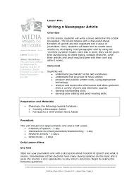 Write Your Own Newspaper Article Template How To Write A Newspaper Article Template Writing News