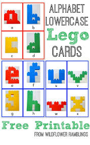 alphabet picture cards alphabet lego cards lowercase free printable wildflower ramblings