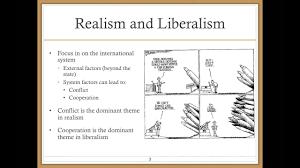 Imperialists Vs Anti Imperialists Venn Diagram Realism Liberalism