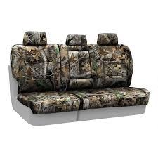 realtree camo custom seat covers