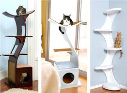 stylish cat furniture. Modern Cat Furniture Australia Tree Tower Home Decor For Stylish Idea 2 Pet C