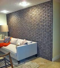 wall panel brick wall panel