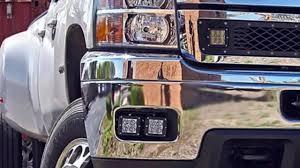 2008 Chevrolet Silverado Fog Light Bulbs Ijdmtoy Install 2007 2014 Chevy Silverado Led Fog Lights