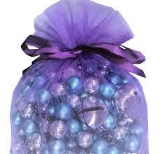 large organza bags 10 purple haze 8 x 12 inch sheer fabric gift pouch walmart