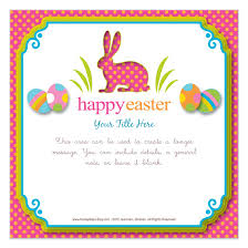 Free Easter Invitation Template Barca Fontanacountryinn Com