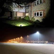 ac110v 10 600w led flood lights super bright outdoor led flood lighting daylight white 6000k industrial commercial garden wall lighting