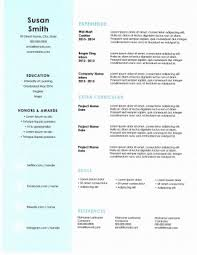Resume Headers Best Resume Headers That Might Work For You Wonderful Templates Examples