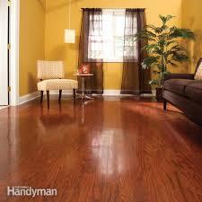 Refinish Hardwood Floors in e Day