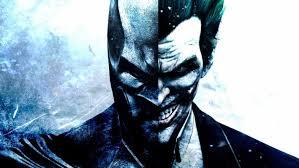 batman joker face 4k wallpaper