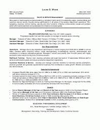 Resume Skills Examples For Retail Menu And Resume