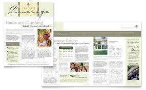 Newsletter In Word Corporate Newsletter Samples Life Auto Insurance Company