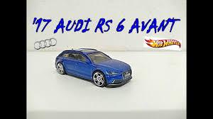 Audi RS 6 Avant '<b>17 Hot</b> Wheels 2019 - YouTube