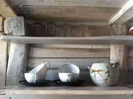 Kitchen Shelf Pallet Kitchen Shelf Diy Cupboard Alternative Pallet Furniture