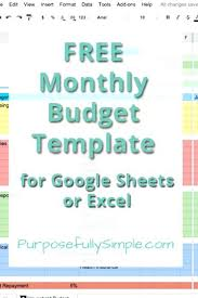 Simple Home Budget Spreadsheet Beautiful Family Bud Excel Template ...