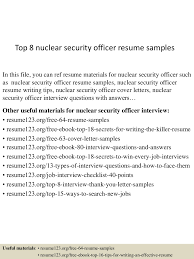 Security Officer Resume Sample top60nuclearsecurityofficerresumesamples60lva60app66092thumbnail60jpgcb=6060360606003660 43