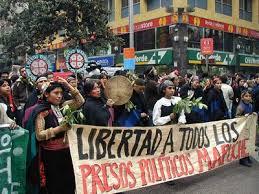 Resultado de imagen para huelga de hambre mapuche