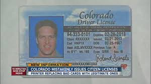 replace drivers license colorado