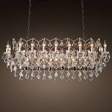 cool idea rustic chandeliers with crystals crystal chandelier intended for prepare 16