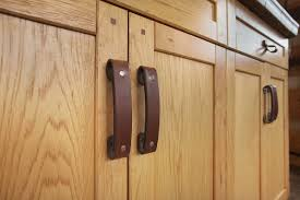 leather drawer pulls | Hand-built for the Long Haul