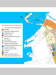 Khalifa Port Free Trade Zone Khalifa Industrial Zone Abu