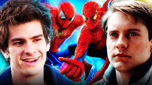 Andrew Garfield & Tobey Maguire Movies ...