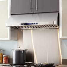 Under Cabinet Shelf Kitchen 30 Holt Series Stainless Steel Under Cabinet Range Hood 900 Cfm