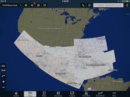 Mexico Ifr Charts What Coverage Do You Have In Mexico And The Caribbean