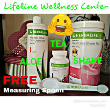 Herbalife Meal Plan Herbalife Meal Plan Set Food Drinks On Carousell