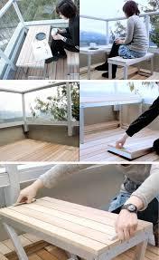 narrow balcony furniture. Delighful Balcony Spaceless And Narrow Balcony Furniture C